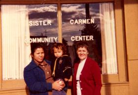 1977 - A New Center Opens