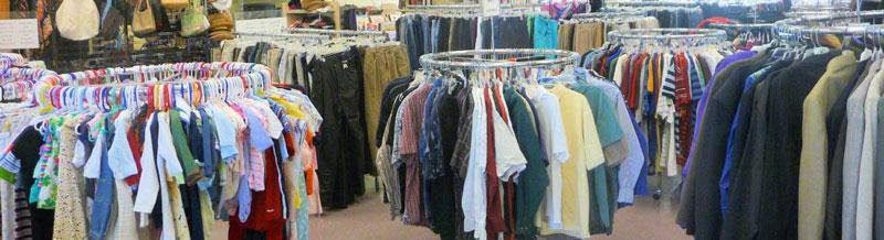 Sister Carmen Thrift Store, Lafayette, Colorado